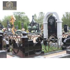 Оградка 029 — ritualum.ru